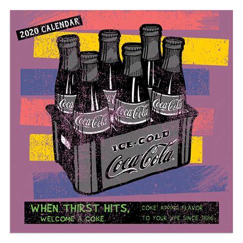 2020 Coca Cola Mini Calendar   Officially Licensed Coke ...