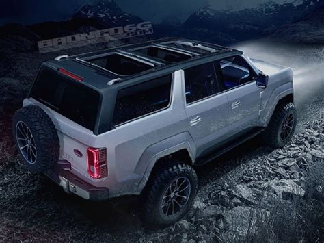2020 Ford Bronco Release Date, Facts, Rumors, Interior ...