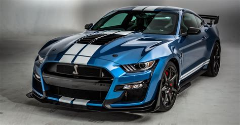 2020 Ford Mustang Shelby GT500 is a friendlier brawler ...