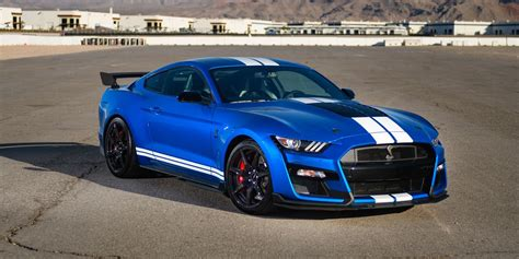 2020 Ford Mustang Shelby GT500 Review, Pricing, and Specs