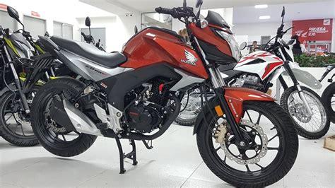 2020 Honda CB160F DLX | Ficha Tecnica, Precio, Colores ...
