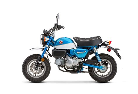 2020 Honda Monkey ABS Guide • Total Motorcycle