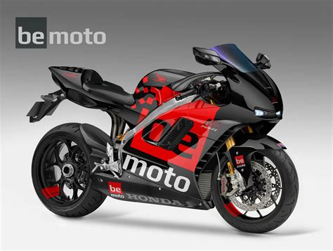 2020 Honda NR1000 V4 Oval Piston concept bike | BeMoto