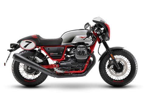 2020 Moto Guzzi V7 III Racer 10th Anniversary Guide ...