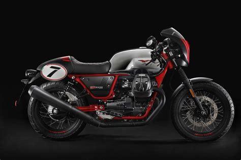 2020 Moto Guzzi V7 III Racer 10th Anniversary | Top Speed