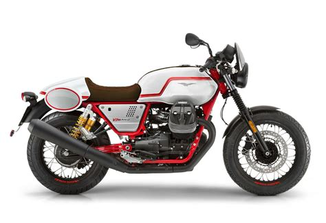 2020 Moto Guzzi V7 III Racer Limited Edition Guide • Total ...