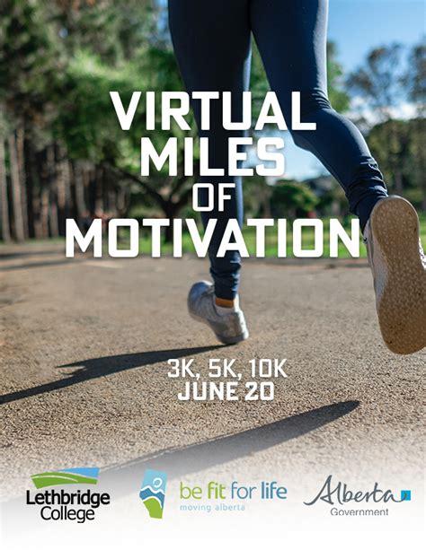 2020 — Virtual Miles of Motivation 3K, 5K, 10K — Race ...
