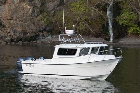 2020 SeaSport Kenai 2600   Master Marine Boat Center Inc