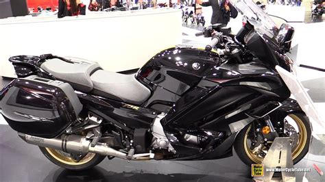 2020 Yamaha FJR1300 Ultimate Edition   Walkaround   2019 ...