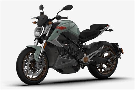 2020 Zero SR/F Electric Motorcycle | HiConsumption