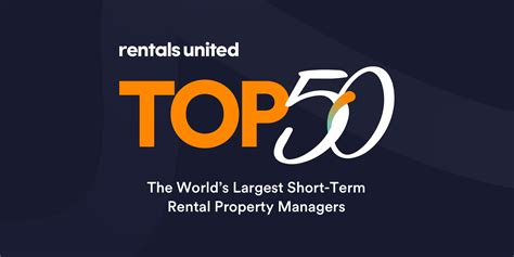 2021 list Worlds Top 50 Vacation Rental Property ...