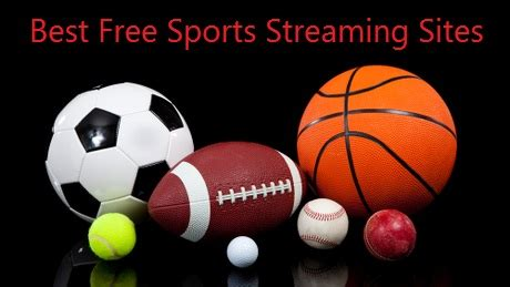 2021 top8 Free Sports Streaming Sites to Watch Sports Online
