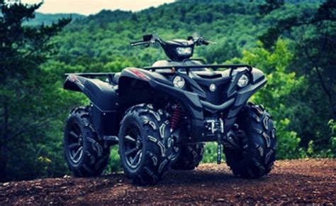 2021 Yamaha Grizzly EPS SE | MotoRallyReview