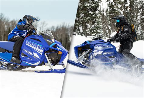 2021 Yamaha: New Two Strokes, Stryke Ski And More | SnowGoer