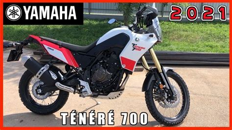 2021 Yamaha Ténéré 700  Motorcycle Review    YouTube