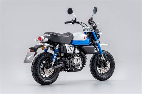 2022 Honda Monkey 125 gets five speeds, Euro 5 22YM HONDA ...