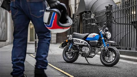 2022 Honda Monkey Launches In Europe: New Engine, Other ...