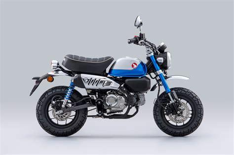 2022 Honda Monkey und Super Cub vorgestellt