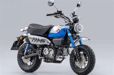 2022 Honda Monkey unveiled