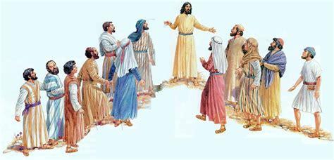 2025 Luke 5 6   Jesus Chooses Twelve from Among His Discip ...