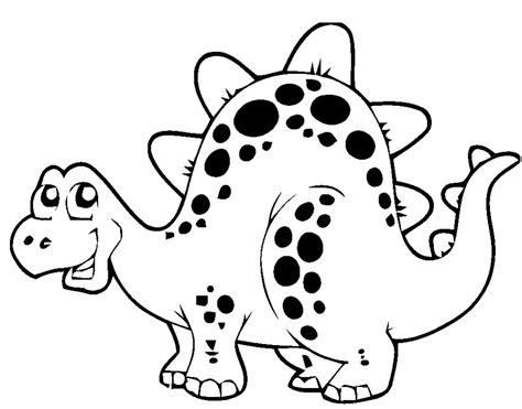 204 dibujos de Dinosaurios para colorear | Oh Kids | Page 19