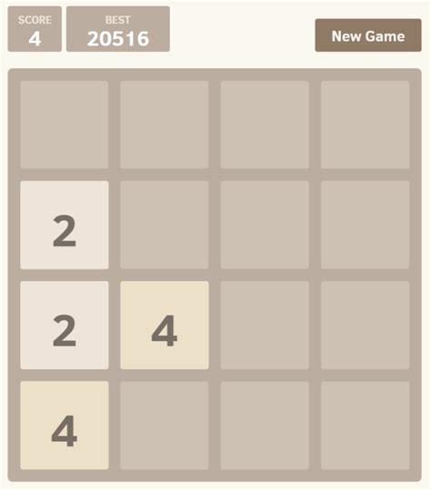 2048 Logic Game   Math Playground   Maths Zone Cool ...