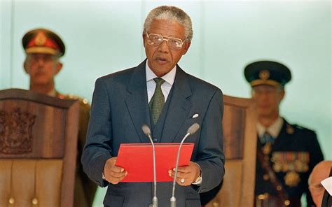 20th Anniversary of Nelson Mandela s Inauguration: See the ...