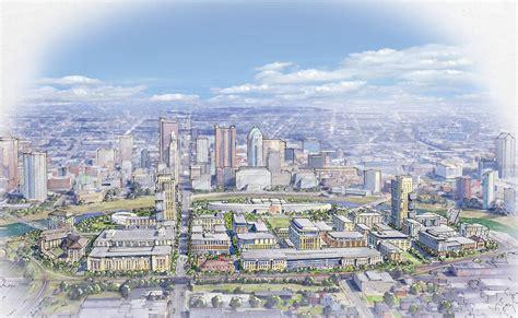 21 Acre Downtown Development Plan Unveiled ...