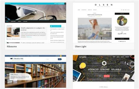 21+ Best Free WordPress Themes for 2019  Blog, Business ...