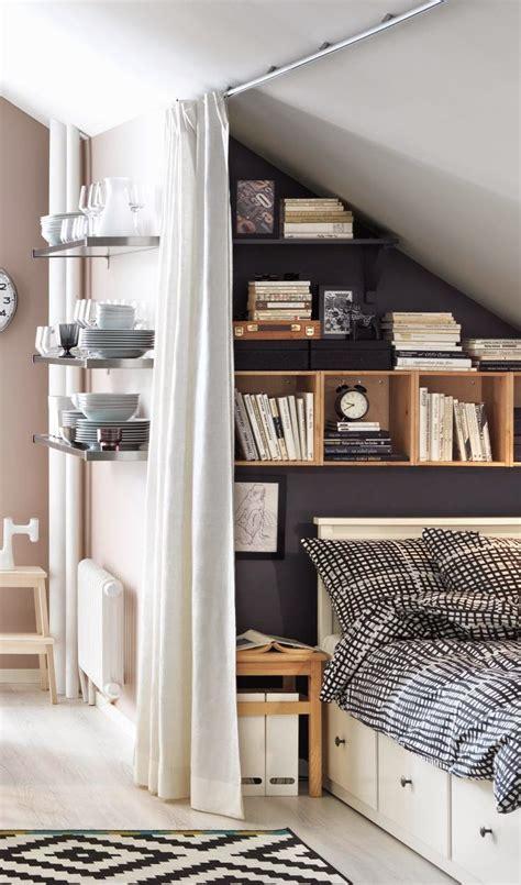 21+ Fotos de decoración de dormitorios pequeños modernos【2018】