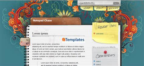 21 Plantillas para Blogger gratis y de calidad