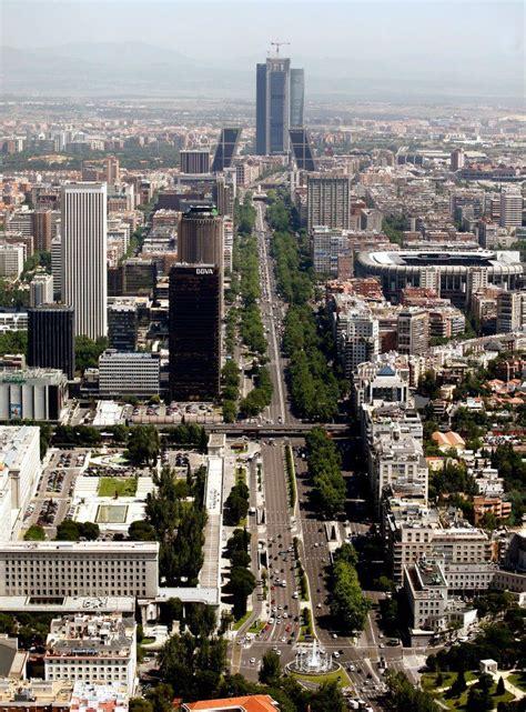 22 best images about Paseo de la Castellana en Madrid on ...