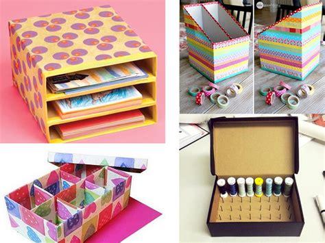 22 Ideas fabulosas de manualidades con cajas de cartón ...