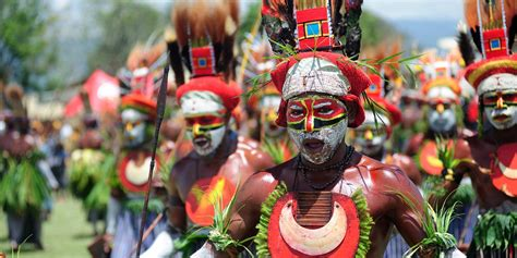 22 Things To Know About Tribal Living In Papua New Guinea