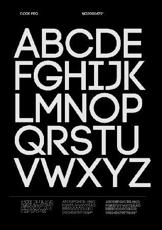 22 tipografías modernas para descargar gratis | Tipografía ...
