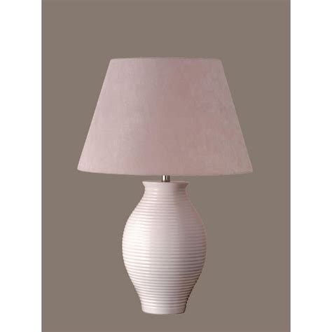 22h Lily Table Lamp with Milford Shade   Walmart.com ...
