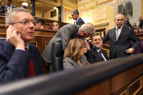 23/10/2012 Madrid, España El Presidente del Gobierno ...