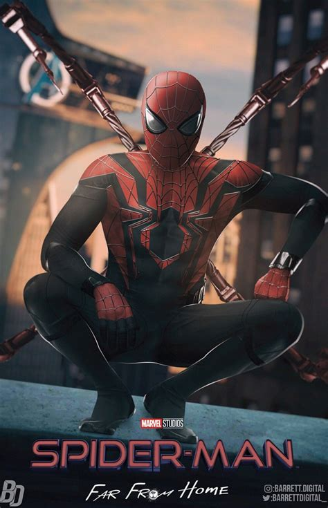 23 Amazing Spider Man: Far From Home Fan Made Posters ...