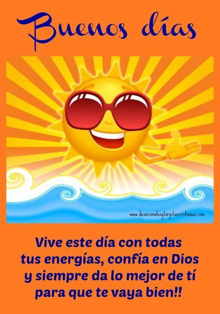 23 best Tarjetas de Buenos dias images on Pinterest   Good ...