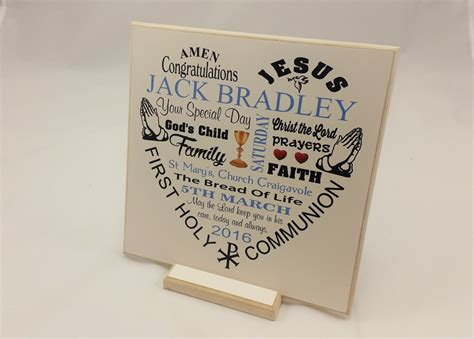 23 Ideas for Gift Ideas for Boys 1st Communion   Home ...