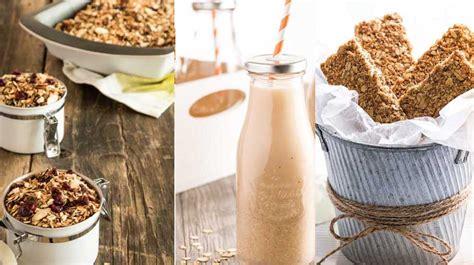 23 recetas con avena para cuidar tu salud y disfrutar su ...