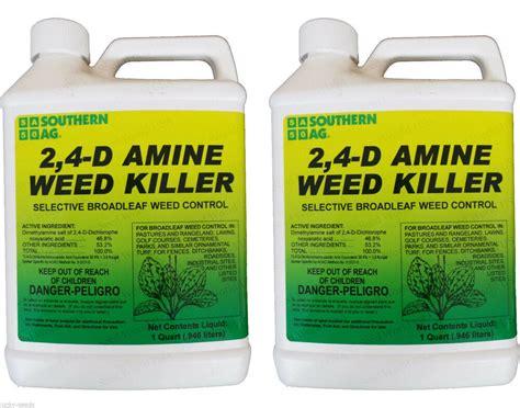 2,4 D Southern AG Amine Weed Killer Herbicide   32 oz.   2 ...