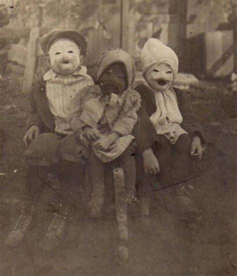 24 fotografías antiguas que provocan auténtico terror ...