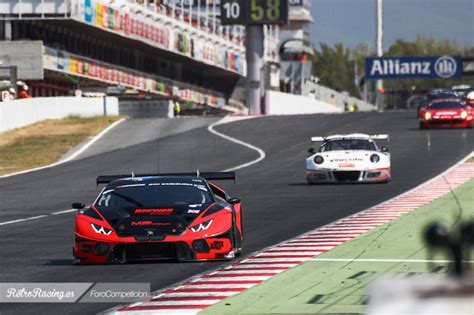24 Horas de Barcelona 2016   Circuit de Barcelona Catalunya