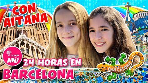 ¡¡24 HORAS en BARCELONA!!  ¡PAUSE CHALLENGE con AITANA ...