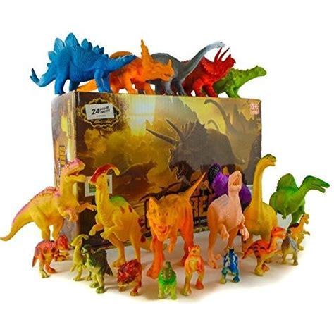 24 Juguetes Dinosaurios Para Niños De 3, 4, 5, 6, 7 Años ...