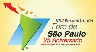 25 años del Foro de San Pablo