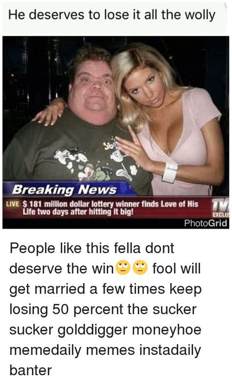 25+ Best Memes About Lottery Winners   Lottery Winners Memes