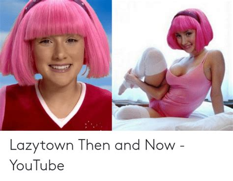 25+ Best Memes About Stephanie From Lazytown Now ...