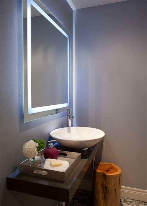 25 espejos para el baño   pisos Al día   pisos.com